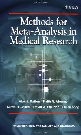 Methods for Meta-Analysis in Medical Research