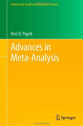 Advances in Meta-Analysis (2012)